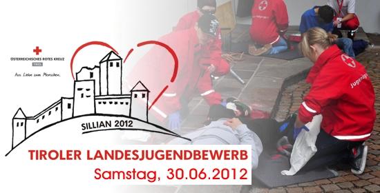 Rot Kreuz Landesjugendbewerb 2012
