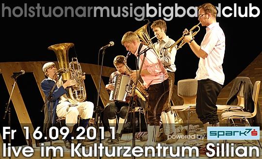 Holstuonarmusigbigbandclub live in Sillian